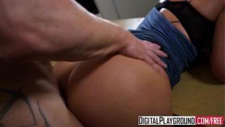 XXX Porn video – The New Girls Nicolette Shea and Luke Hardy